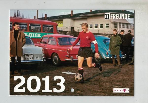 11 Freunde - Kalender 2013