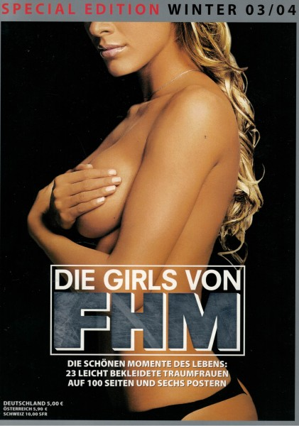 FHM - For Him Magazine - Special Edition Winter 2003/04