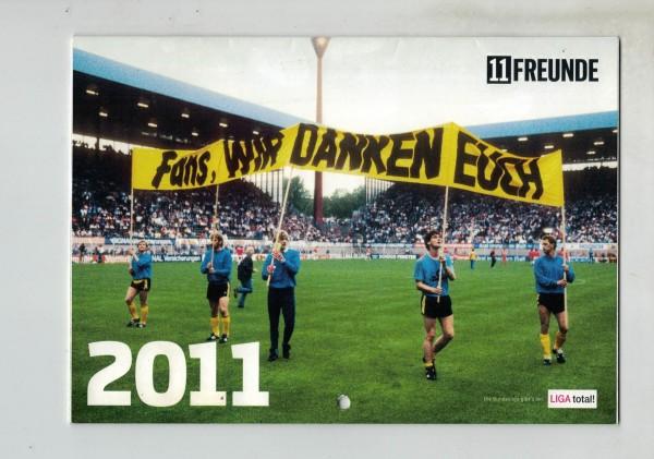 11 Freunde - Kalender 2011