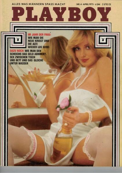 Playboy D 1975-04 April
