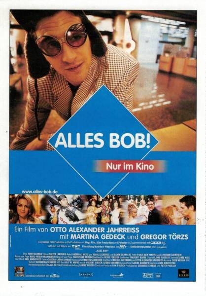 "Cinema Filmkarte ""Alles Bob"""
