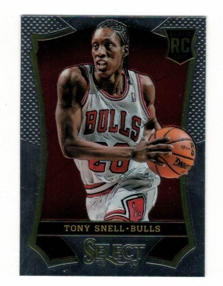 Basketballkarte - TONY SNELL - Panini - Select