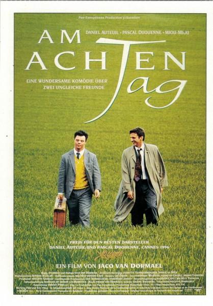 """Cinema Filmkarte """"Am achten Tag"""""""
