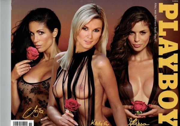 Playboy D 2014-11 November