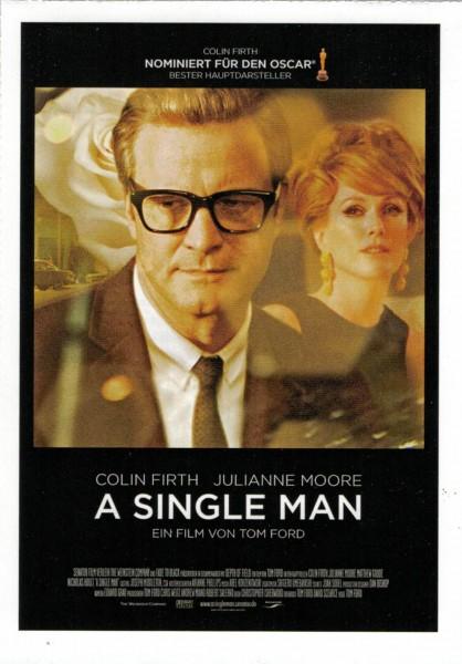"""Cinema Filmkarte """"A Single Man"""""""