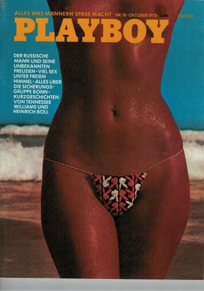 Playboy D 1973-10 Oktober