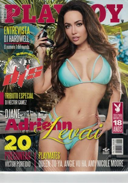 Playboy Venezuela 2015-09 September