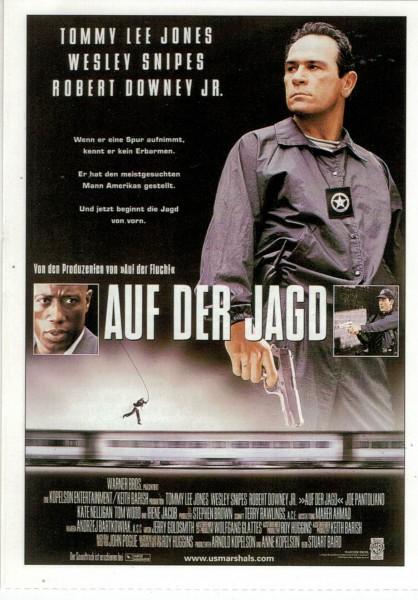 "Cinema Filmkarte ""Auf der Jagd"""