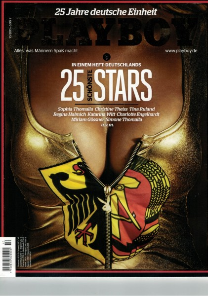 Playboy D 2015-10 Oktober