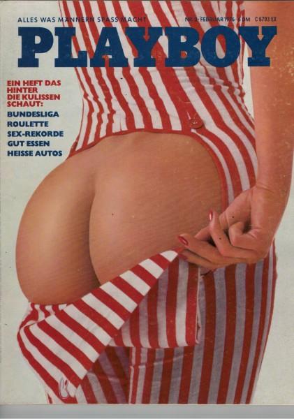 Playboy D 1976-02 Februar