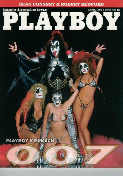 Playboy Slowakei 1999-04 April