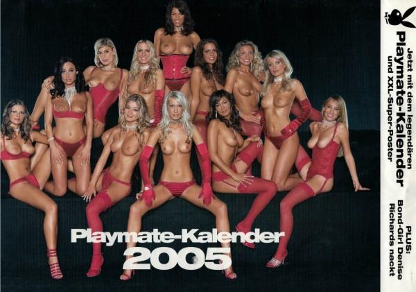 Playboy Playmate Kalender 2005