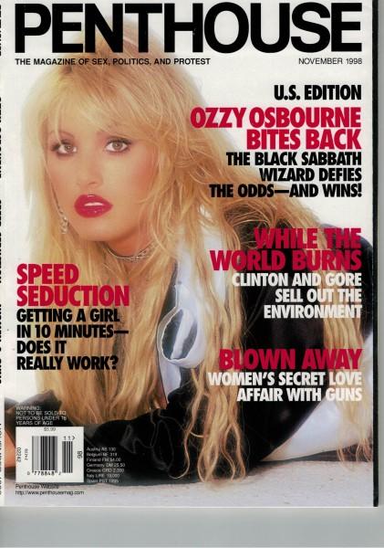 Penthouse US Edition 1998-11 November