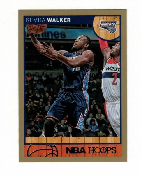 Basketballkarte - KEMBA WALKER - Panini - NBA HOOPS