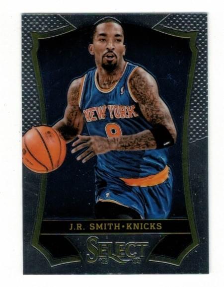 Basketballkarte - J.R. SMITH - Panini - Select