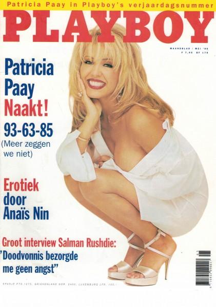 Playboy Niederlande 1996-05 Mai