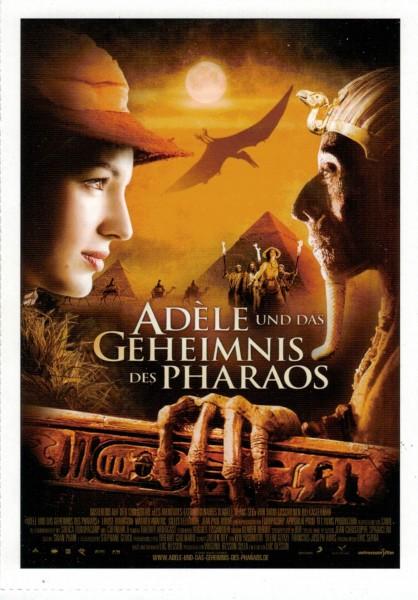 """Cinema Filmkarte """"Adele und das Geheimnis des Pharaos"""""""