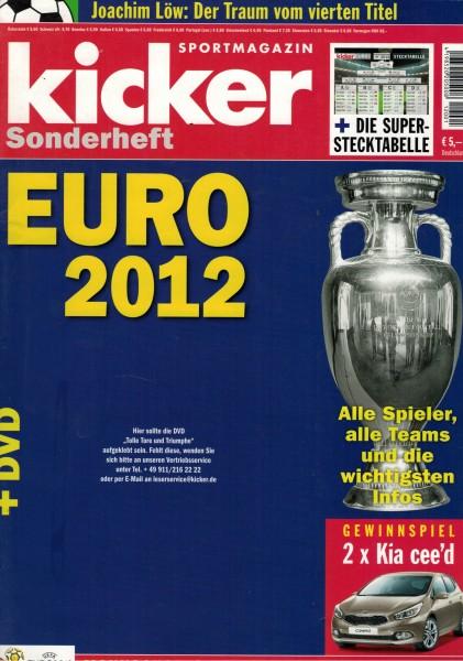 Kicker Sonderheft EURO 2012
