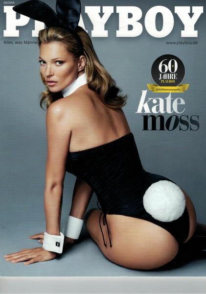 Playboy D 2014-02 Februar ABO-Cover
