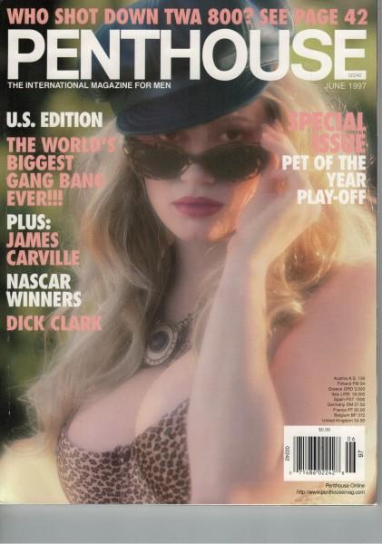 Penthouse US Edition 1997-06 Juni