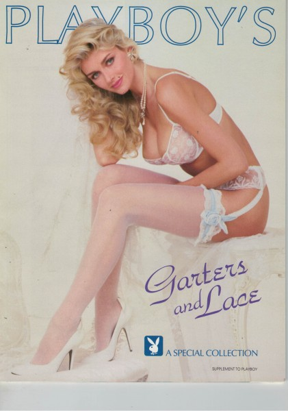 Playboy´s Garters and Lace - Special Collection