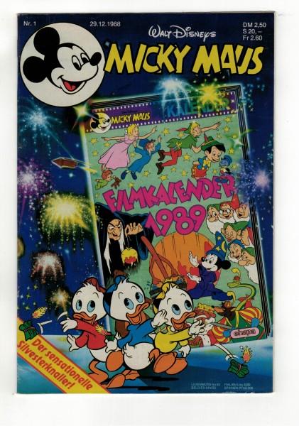 Micky Maus 1989 Nr. 01 / 29.12.1988