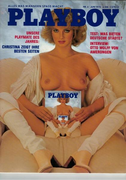 Playboy D 1978-06 Juni