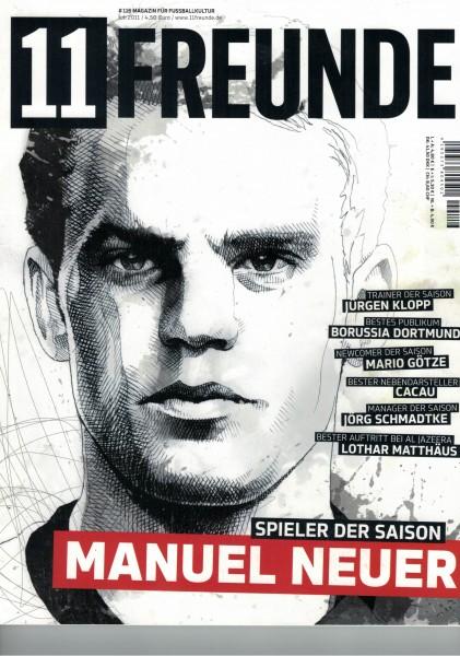11 Freunde - Heft Nr. 116 - 07 Juli 2011