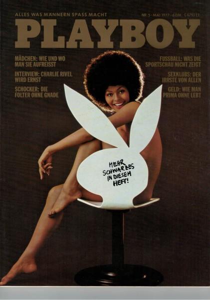 Playboy D 1977-05 Mai