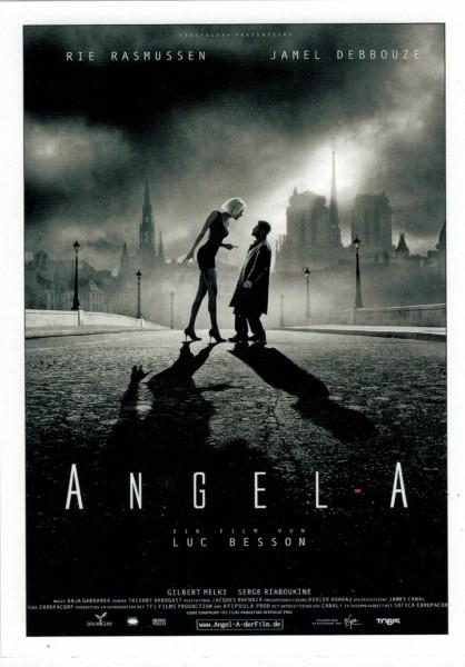 """Cinema Filmkarte """"Angel-A"""""""