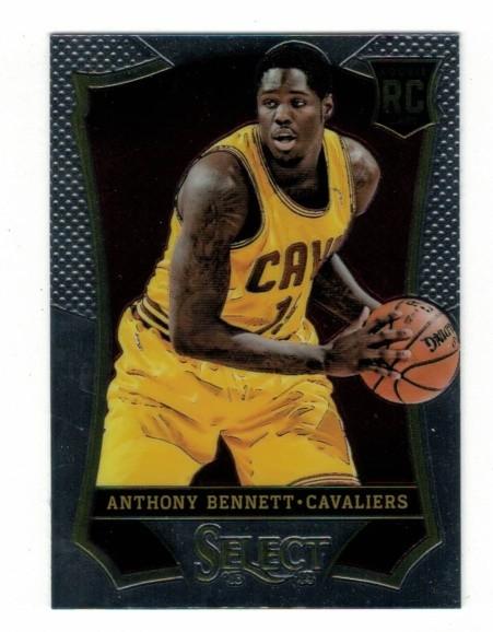 Basketballkarte - ANTHONY BENNETT - Panini - Select