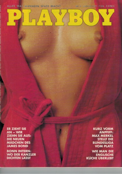 Playboy D 1979-08 August