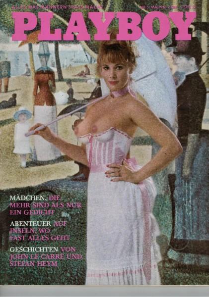 Playboy D 1976-05 Mai