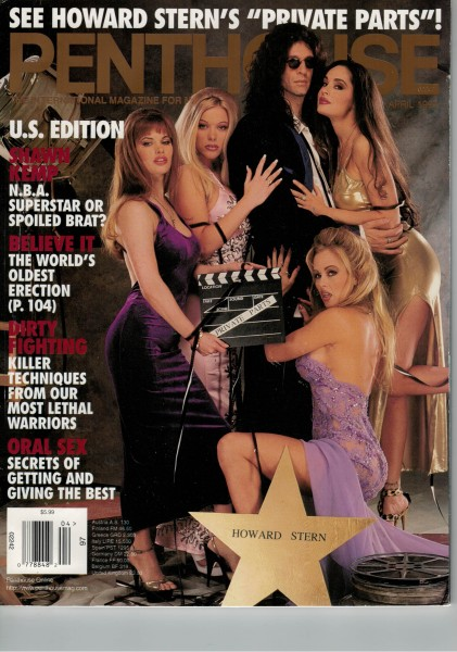 Penthouse US Edition 1997-04 April