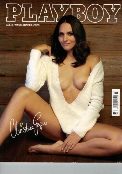 Playboy D 2017-03 März ABO-Cover