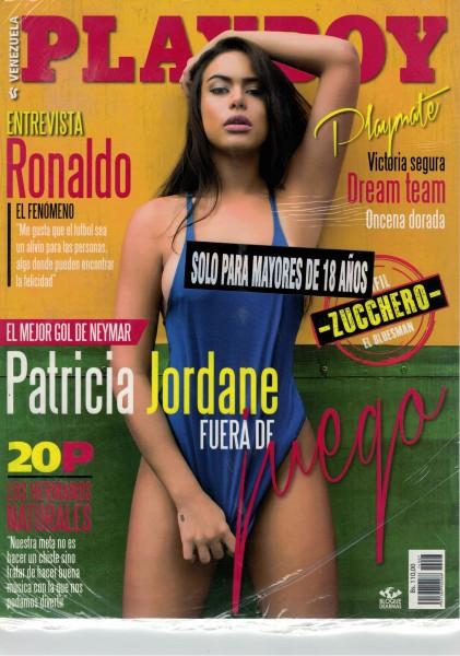 Playboy Venezuela 2014-07 Juli
