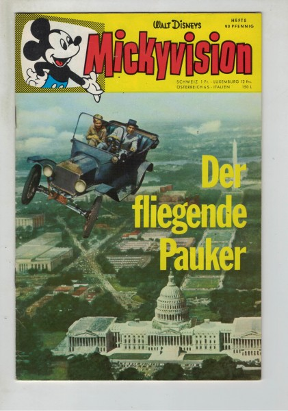 Mickyvision 1963 Nr. 08