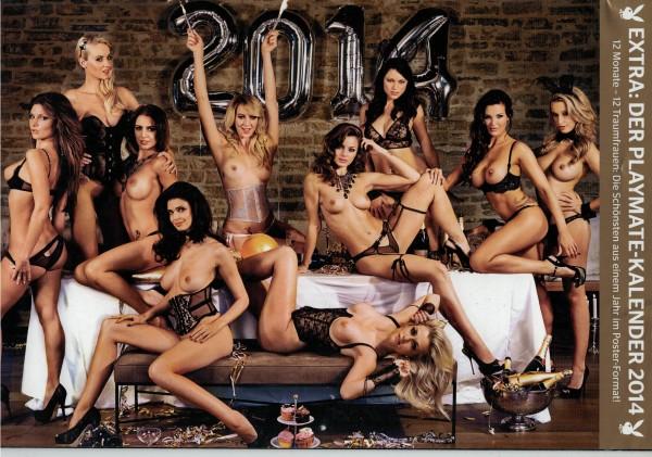 Playboy Playmate Kalender 2014