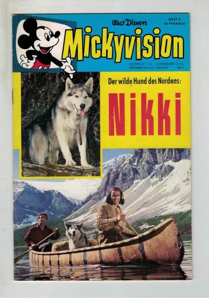 Mickyvision 1963 Nr. 05