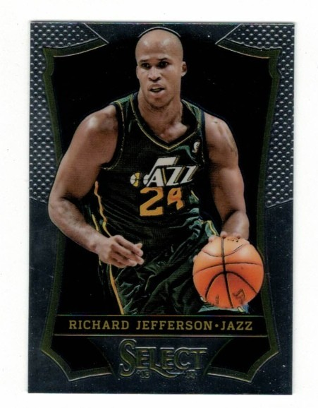 Basketballkarte - RICHARD JEFFERSON - Panini - Select