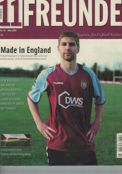 11 Freunde - Heft Nr. 042 - 03 März 2005