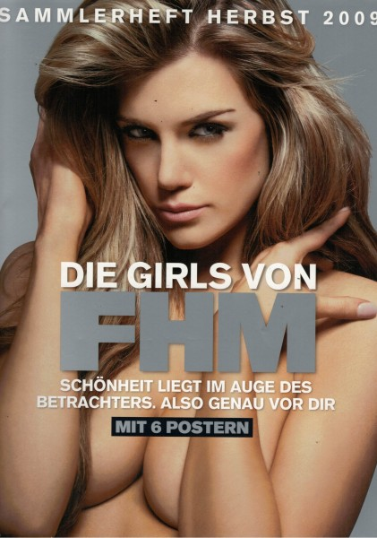 FHM - For Him Magazine - Sammlerheft Herbst 2009