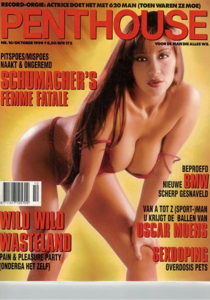 Penthouse Niederlande 1999-10 Oktober
