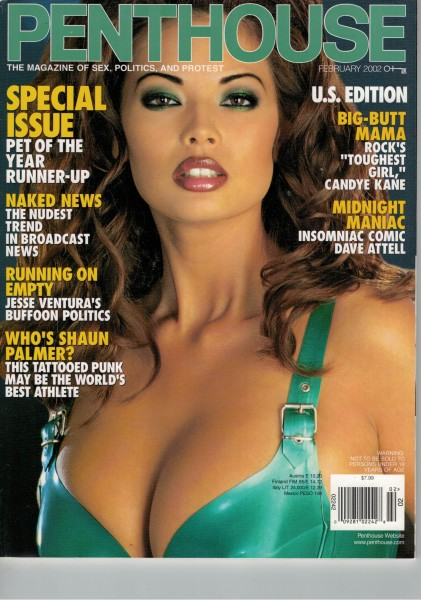 Penthouse US Edition 2002-02 Februar