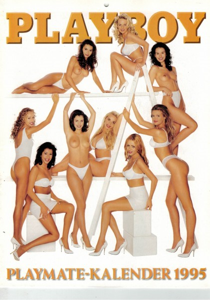 Playboy Playmate Kalender 1995