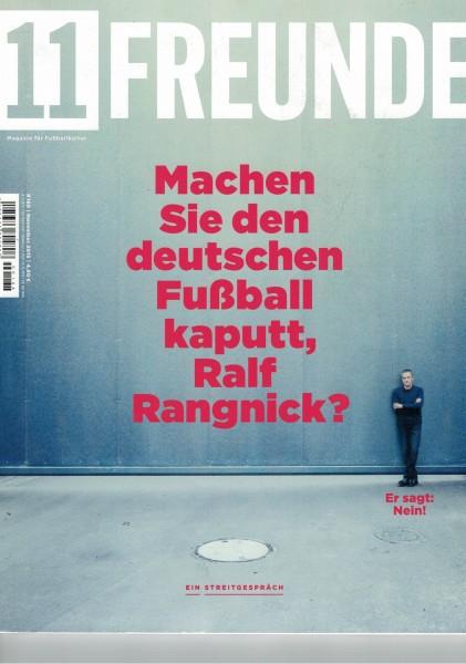 11 Freunde - Heft Nr. 168 - 11 November 2015