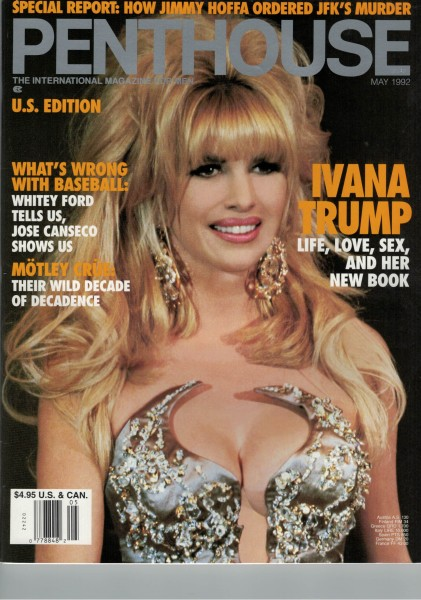 Penthouse US Edition 1992-05 Mai