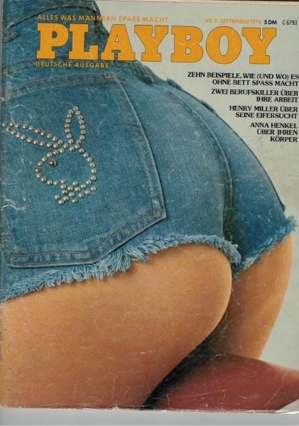 Playboy D 1974-09 September