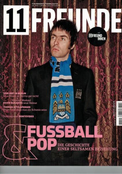 11 Freunde - Heft Nr. 104 - 07 Juli 2010