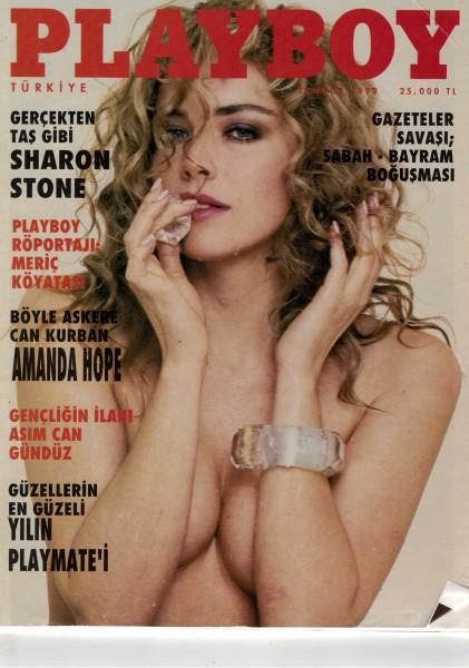 Playboy Türkei 1992-07 Juli
